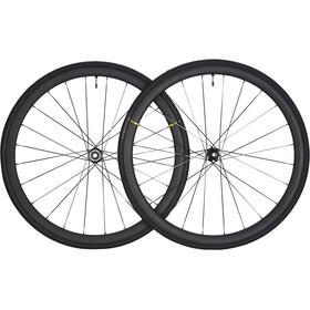 Paire de roues Mavic Ksyrium Pro Carbon UST Disc CL Shimano/SRAM M-28